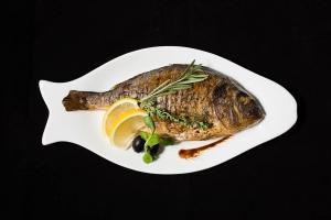 Соусы для рыбы-гриль. 4 простых рецепта