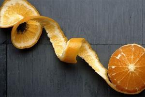 Идея для гриля: готовим в апельсине
