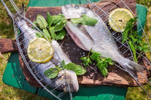 15 секретов рыбы на гриле (часть 2)