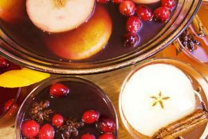 Горячие закуски-гриль для холодной осени