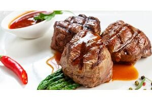 Три простых рецепта мяса на гриле
