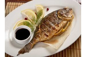 Готовим рыбу дорадо