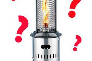 Пять вопросов о газовом обогревателе