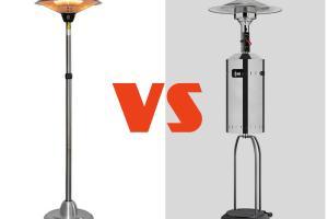 Газовый или электрический инфракрасный обогреватель: что лучше?
