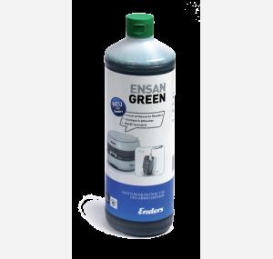 ENSAN GREEN 1,0 л санитарная жидкость для нижнего резервуара