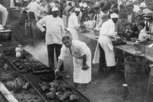 Історія гриля в Америці. частина 3