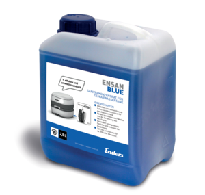 Санитарная жидкость для нижнего резервуара ENSAN BLUE 2,5 л