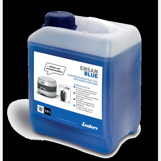 ENSAN BLUE 2,5 л санитарная жидкость для нижнего резервуара