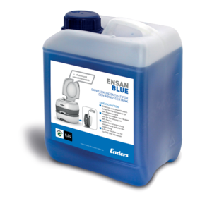 ENSAN BLUE 5,0 л санитарная жидкость для нижнего резервуара