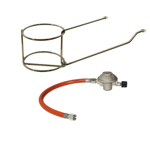 Комплект для кріплення газового картриджа