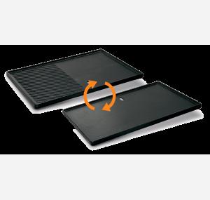 Противень чугунный 1/2 для Enders Monroe Pro 4 Switch Grid