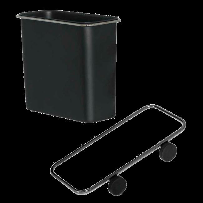 Контейнер для гриля на магнитах пластиковый