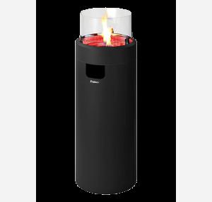 Вуличний газовий камін Enders NOVA LED L Black