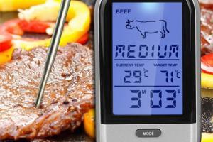 Как выбрать и купить термометр для мяса