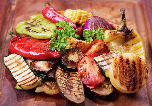 О пользе еды, приготовленной на гриле